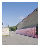 Brique du Mur de Soutien du Stade Toulousain