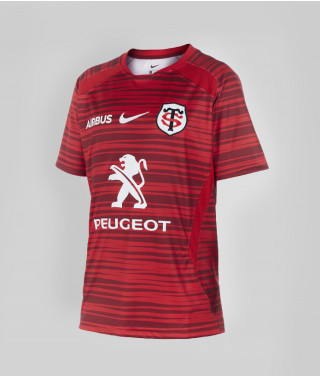 T-shirt Enfant Warm Up 20/21 Stade Toulousain 1