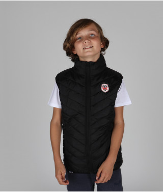 Body Warmer Enfant Ledgelight Stade Toulousain 1
