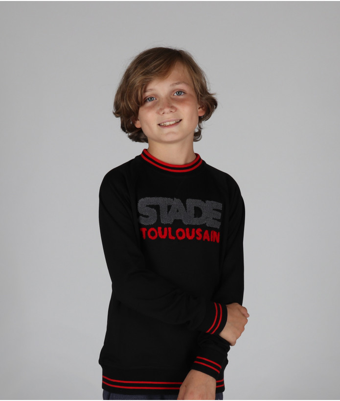 Sweat Enfant Garonne Stade Toulousain 1