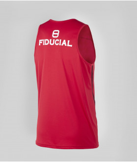T-shirt Homme Gym Training 20/21 Stade Toulousain Rouge 2