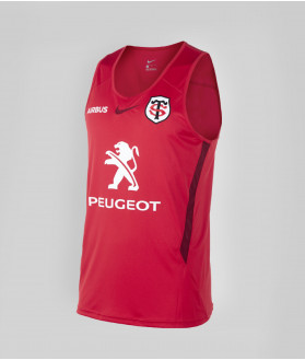 T-shirt Homme Gym Training 20/21 Stade Toulousain Rouge 1