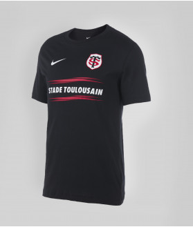 T-shirt Homme Graphic Stade 20/21 Stade Toulousain Noir 1