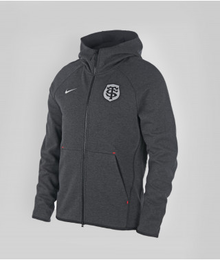 Veste Hoodie Homme Tech Fleece 20/21 Stade Toulousain 1
