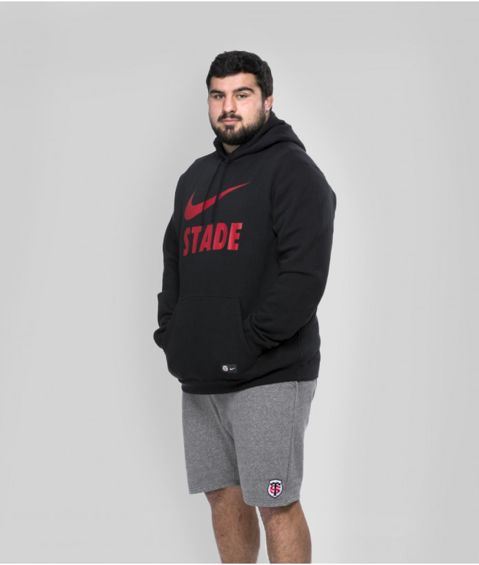 Sweat Homme Hoodie Club Crest Stade Toulousain 2