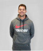 Sweat Hoodie Homme Swoosh Tlse Stade Toulousain 1