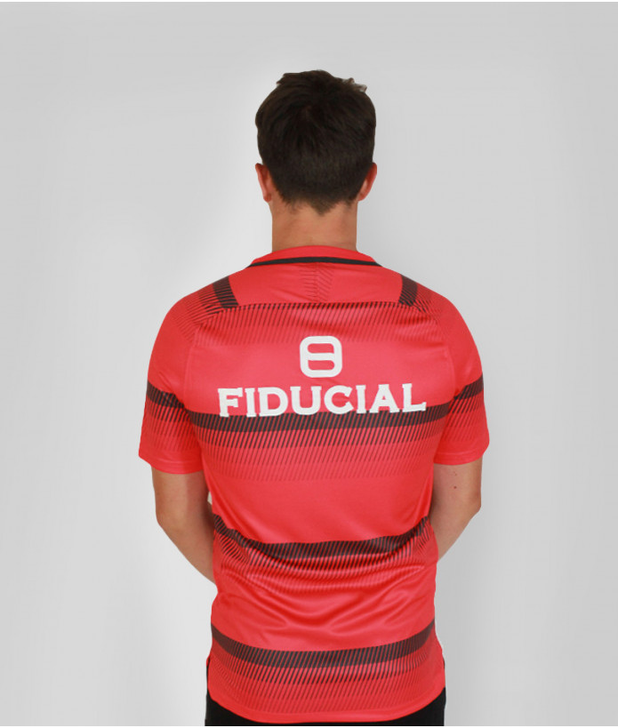 T-shirt Manches courtes Homme Warm up 19/20 Stade Toulousain 2