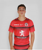 T-shirt Manches courtes Homme Warm up 19/20 Stade Toulousain 1