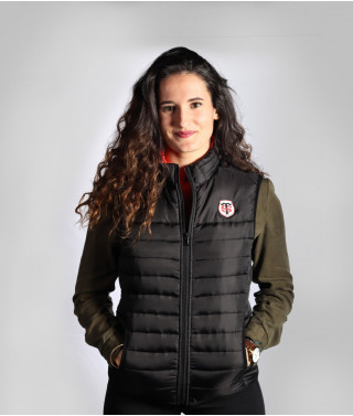 Body Warmer Femme Lunchlight Stade Toulousain 1