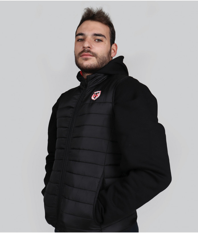 Body Warmer Homme Lunchlight Stade Toulousain 1