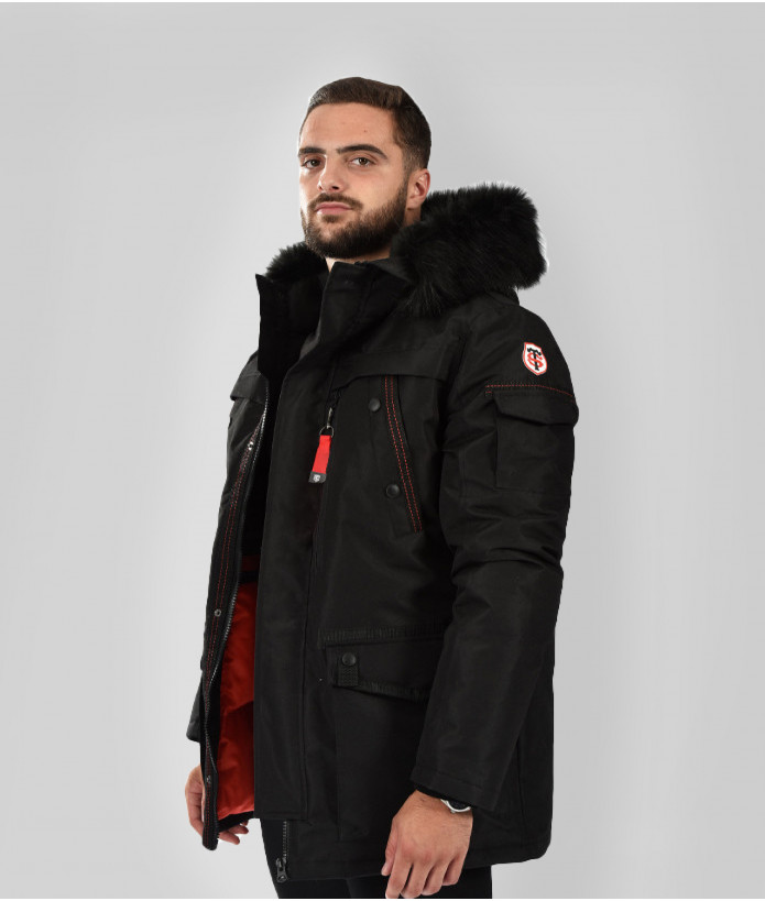 Parka Homme Levely Stade Toulousain 1