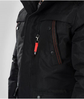 Parka Homme Levely Stade Toulousain 3