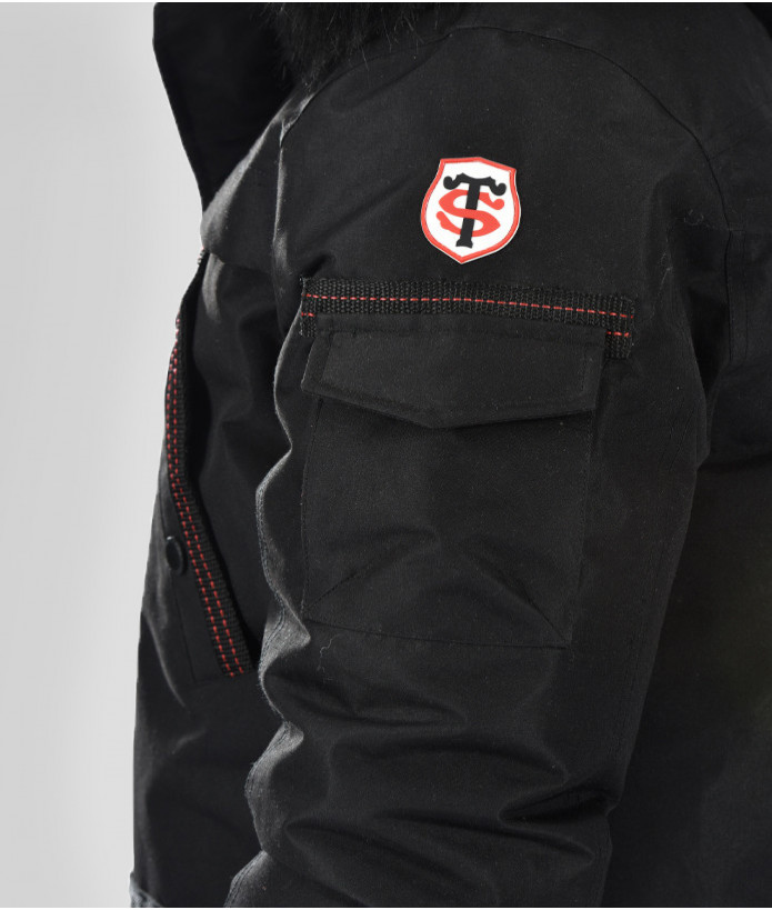 Parka Homme Levely Stade Toulousain 4