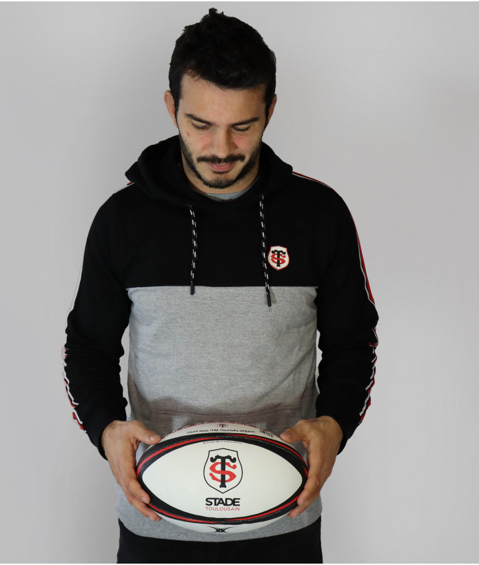 Sweat Hoodie Homme Christophe Stade Toulousain 1