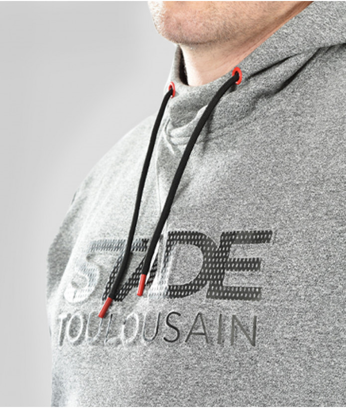Sweat Hoodie Homme Emboss Stade Toulousain 2