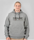 Sweat Hoodie Homme Emboss Stade Toulousain 1