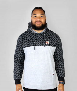 Sweat Hoodie Homme Mini Logo Stade Toulousain 1