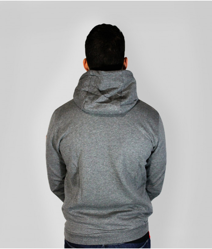 Sweat Hoodie Homme Slice Stade Toulousain Anthracite 4