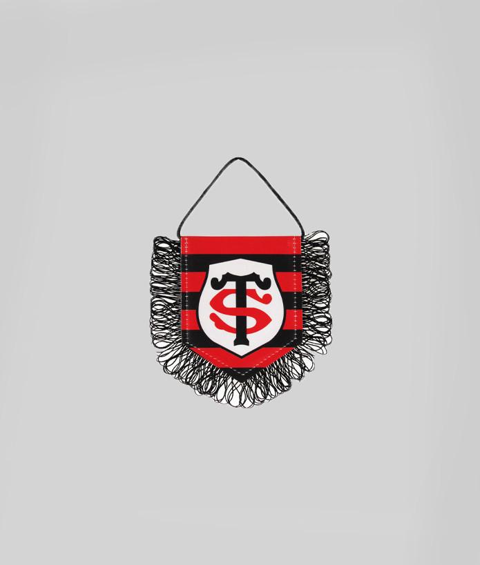 Fanion Logo Rayures Stade Toulousain 1