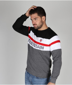 Sweat Col Rond Homme Curtis Stade Toulousain 1