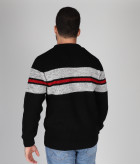 Pull Homme Col Rond Ludwig Stade Toulousain 3