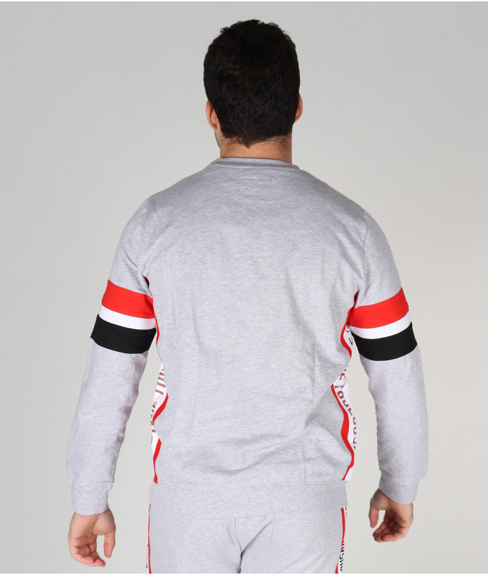 Sweat Col Rond Homme Marc Stade Toulousain 7