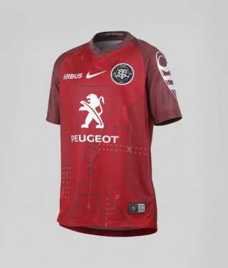 Maillot Replica Homme 20/21 Stade Toulousain Rouge Pesquet 1