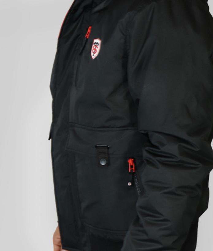 Blouson Homme Limaya Stade Toulousain 4
