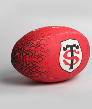 Ballon Supporter 2019 T5 Stade Toulousain rouge 1