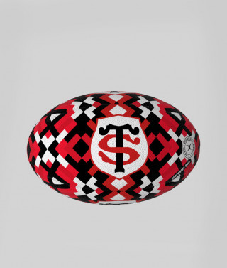 Ballon Supporter Losanges 20-21 Taille 5 Stade Toulousain 1
