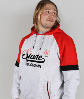 Sweat Hoodie Homme Fred Stade Toulousain 2