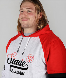 Sweat Hoodie Homme Fred Stade Toulousain 3