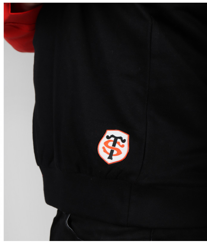Sweat Col Rond Homme Kobe Stade Toulousain 3