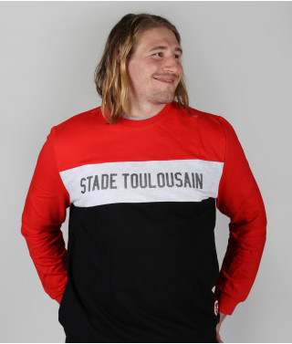 Sweat Col Rond Homme Kobe Stade Toulousain 1