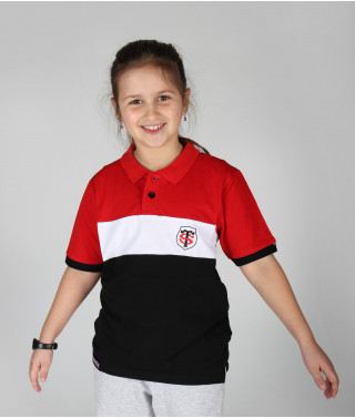 Polo Enfant Clay Stade Toulousain 4