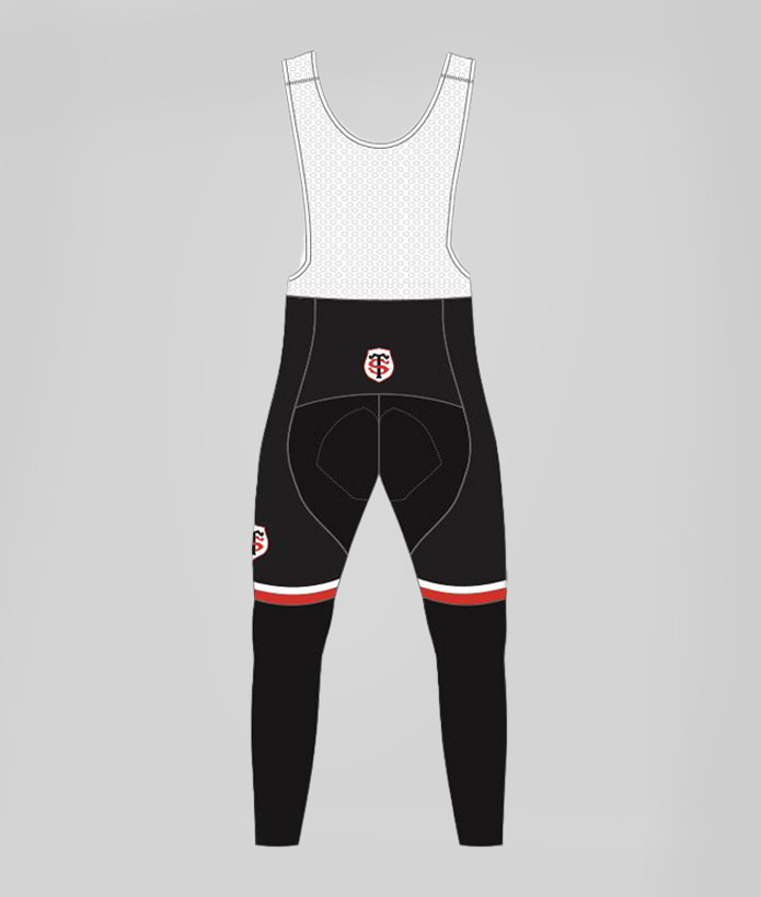 Cuissard Long Homme Hiver Padding Stade Toulousain 2