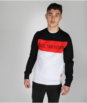 Sweat Col Rond Homme Kobe Stade Toulousain 8