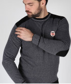 Pull Col Rond Homme Sandago Stade Toulousain 5
