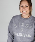 Sweat Col Rond Femme Lucie Stade Toulousain 2