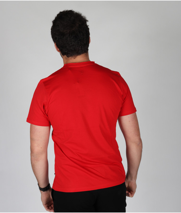 T-shirt Homme Aston Stade Toulousain Rouge 3