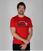 T-shirt Homme Aston Stade Toulousain Rouge 4