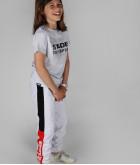 Jogging Enfant Mathis Stade Toulousain Gris 3