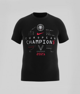 T-shirt Homme Nike Collector Champion Champs Cup 2021 Stade Toulousain 1