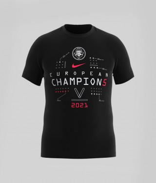 T-shirt Enfant Nike Collector Champion Champs Cup 2021 Stade Toulousain 1