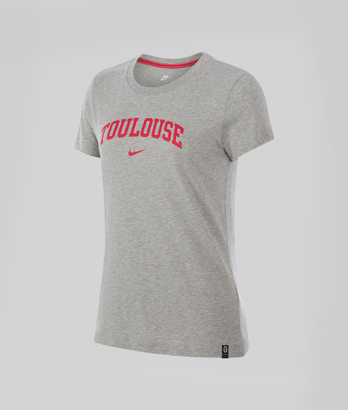 T-shirt Femme Graphic College 21/22 Stade Toulousain