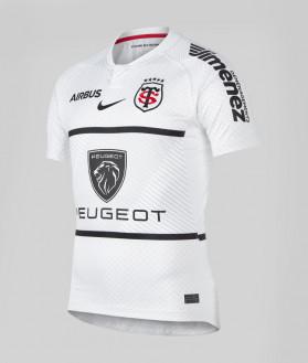 Maillot Officiel Homme Joueur Stade Toulousain 21/22 blanc 1